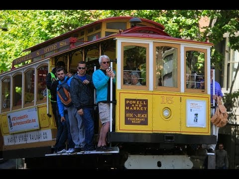 Postcards from the West | San Francisco's famed cable cars