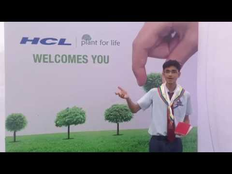 Plant for Life Drive | Ryan International School's student shares his thoughts