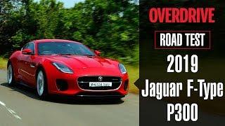 2019 Jaguar F-Type P300   Road Test   OVERDRIVE