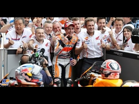 motogp 2015 austin texas full race results report - marc marquez win the race