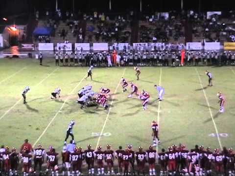 Mike Jones #21 Linebacker- Edgewater High School