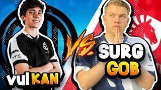 PRO vs PRO | Vulkan vs Surgical Goblin | Best of 5