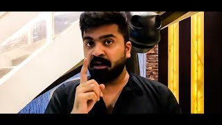 """I have a Solution For Sterlite Issue""- Simbu Blasts 