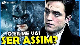 DESCOBRI O ENREDO DO PROXIMO FILME DO BATMAN