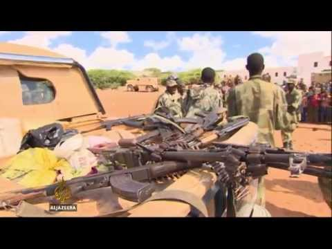 Somalia tries to sway Al-Shabab stronghold