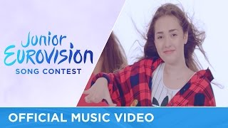 Martija Stanojkovic - Love Will Lead Our Way (F.Y.R. Macedonia) Junior Eurovision 2016