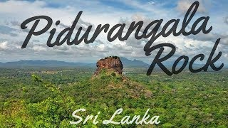 Hiking Pidurangala Rock // Sri Lanka Travel Guide