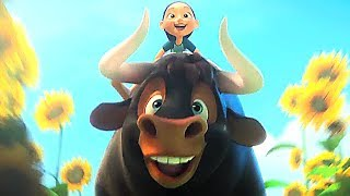 FERDINAND Baby Clip + Trailer ! ✩ Animation, Kids Movie (2017)