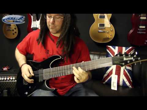 Ibanez Iron Label Guitar Reviews - 6, 7 & 8 String Models Get Shredded!