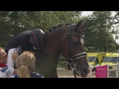 Dujardin Gold - Individual Dressage | London 2012 Olympics