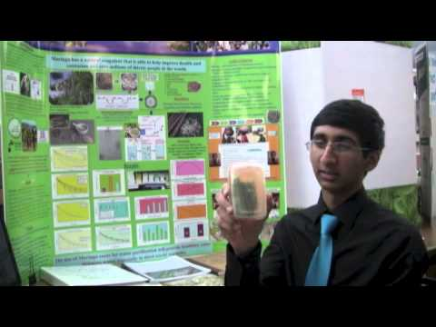 North Attleboro High School 29th Annual Science Fair