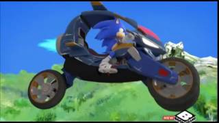 Sonic Boom - 'Gotta Go Fast' Song