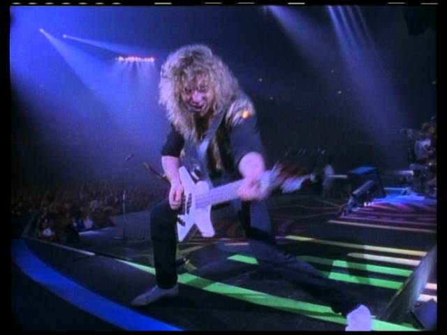 "DEF LEPPARD - ""Armageddon It"" (Official Music Video)"