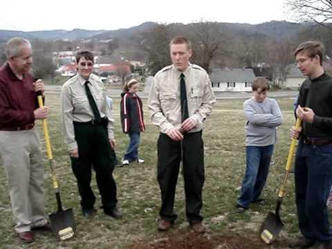 Arbor Day Celebration 2009