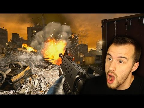 Modern Warfare Remastered - My First Game! [MWR Multiplayer Gameplay]