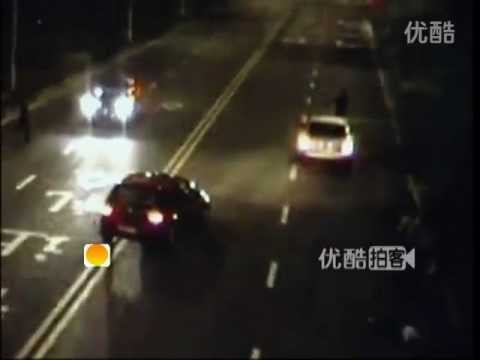 Driver in China hits five girls, killing one (graphic footage)