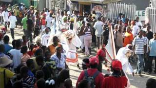 Jacmel Carnival 2011 White Devils