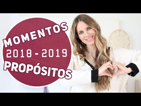 Mejores y Peores Momentos 2018 y propósitos 2019 - Vanesa Romero TV