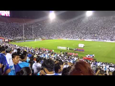 Guate vs costa rica