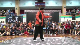 Popping Judge Solo - SEEN | 20130303 OBS VOL.7 TAIWAN FINAL