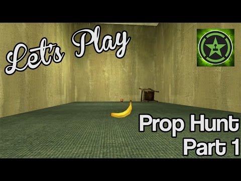 Lets Play - Prop Hunt Part 1