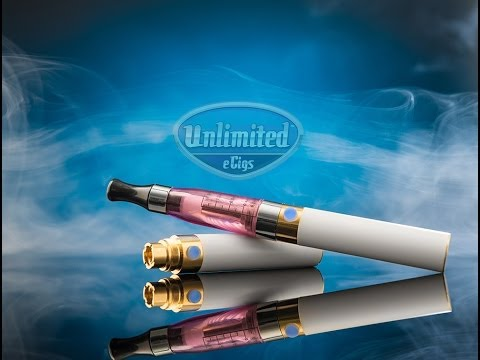 EGO-CE4 e-Cigarette (EGO-CE4) Kit - HOW TO USE - Review - Unlimited™ eCigs