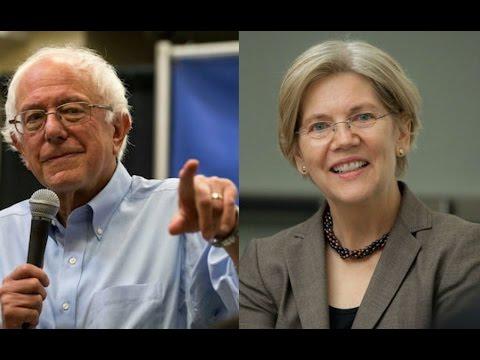 Bernie Sanders Wants A Vice President Like Elizabeth Warren