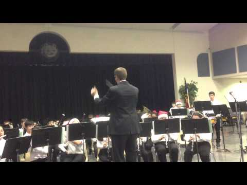 Our Heritage (March) by Karl L. King performed by Truitt Middle School Symphonic Band