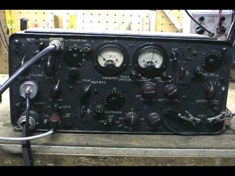 TBX-6 Military Radio Introduction & Demonstration- Part 2