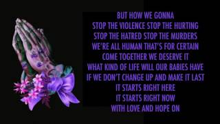 Victoria Monet - Better Days (feat. Ariana Grande) [LYRIC VIDEO] #BlackLivesMatter