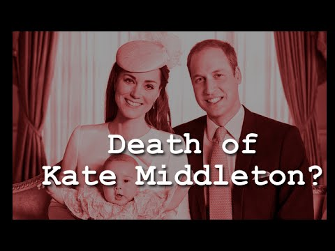 Kate Middleton DIES after second pregnancy – Hyperemesis Gravidarum – Illuminati sacrifice?