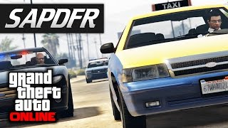 SAPDFR E24 - Is the Best Vehicle to Run in a Sanchez? | I Run