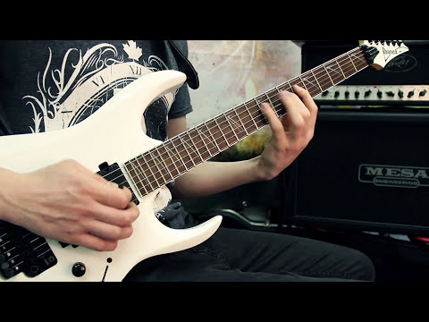 Tentacle Attack - World's Suicide Season [Guitar Playthrough]