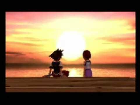 Sora and Kairi::Aika