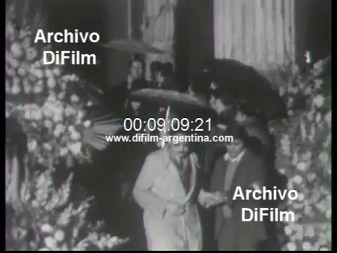 DiFilm - Velatorio de Juan Peron en el Congreso de la Nacion (1974)