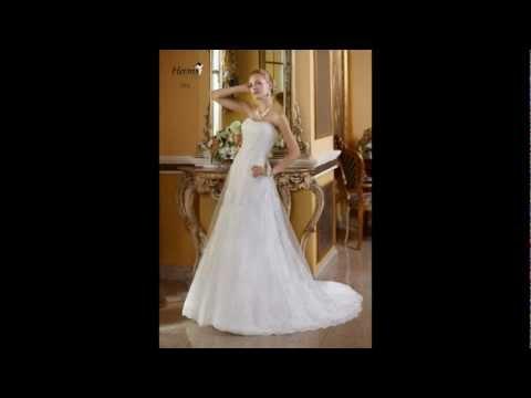 Herm's Bridal pokaz kolekcji 2013 - Suknie Ślubne - www.slubne.pl