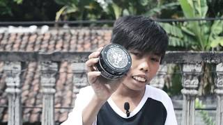 REVIEW POMADE LION CLAY-JIDATE AHMAD