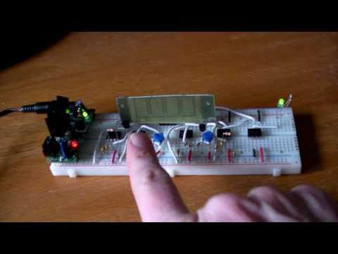 555 capacitive touch sensors