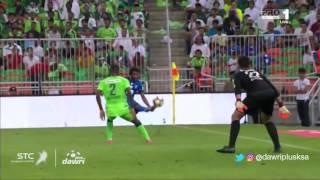 هدف الهلال الأول ضد الاهلي (ليو يوناتيني) في الجولة 10 من دوري جميل