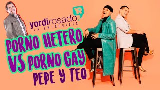 Pepe y Teo: Videos para Adultos | Hetero VS Gay