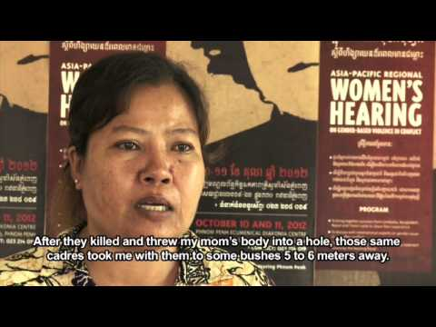 Asia-Pacific Regional Women's Hearing 2012