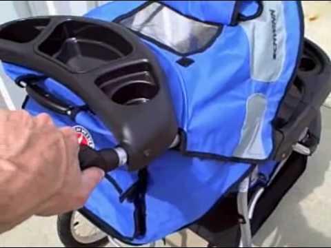 Review of Schwinn Safari SC625a Single Jogging Stroller