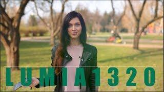 Nokia Lumia 1320: обзор смартфона