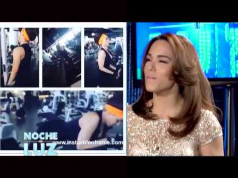 Isaura Taveras y Luz Garcia entrevista en Noche de Luz 1/2