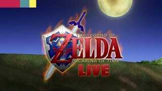 Zelda Ocarina Of Time 20th Anniversary LIVE stream - MOG