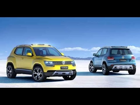 Volkswagen Taigun Concept 2014 For India