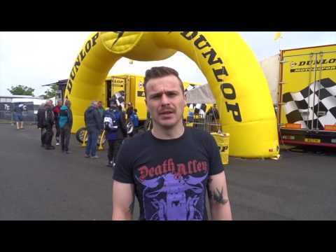 Sjakie Spektakels road to glory @ Isle of Man TT #1