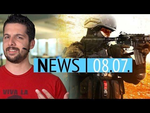 CSGO-YouTuber werden verklagt - GTA Online bekommt Trackmania-Modus - News