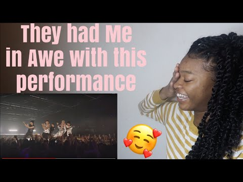CNCO - Pretend (Live) | Vevo LIFT Live Sessions | Reaction