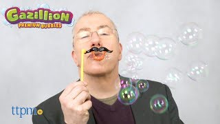 Gazillion Bubbles Crazy Wands from Funrise